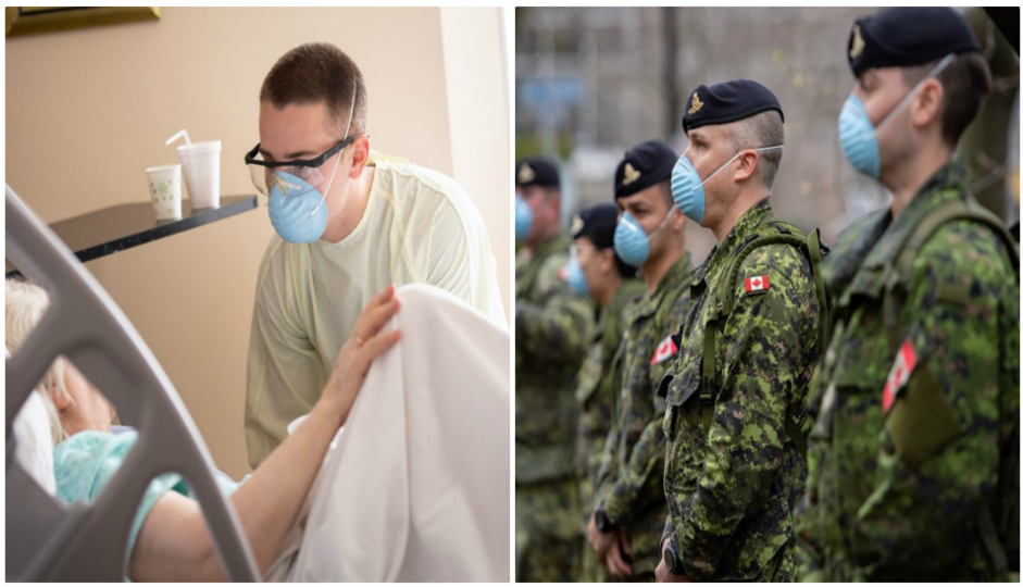 Photos: Canadian Army