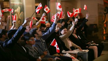 Photo: Canadian Immigration and Citizenship on Facebook