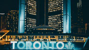 City Hall de la ciudad de Toronto, Canadá