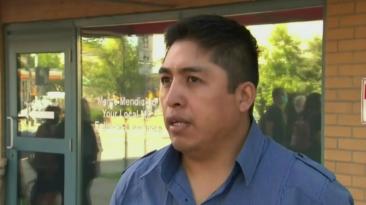 Screenshot from CTV