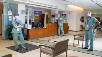 Foto: @UnityHealthToronto · Hospital