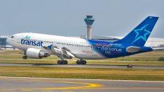 Air Transat vuelos Toronto México