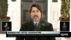 Canadá suspende vuelos México