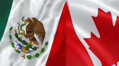 Mexicanos en Canadá