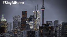 Toronto Quédate en casa