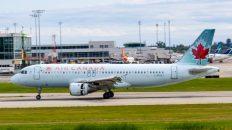 México suspensión vuelos Canadá