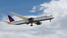 Air Canada vuelos México Colombia