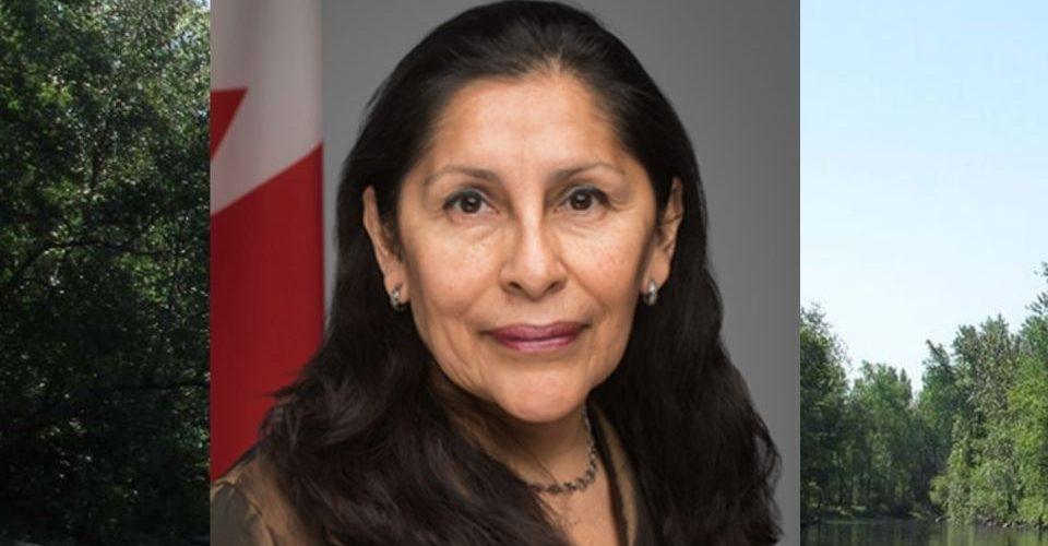 Senadora latinoamericana Rosa Gálvez