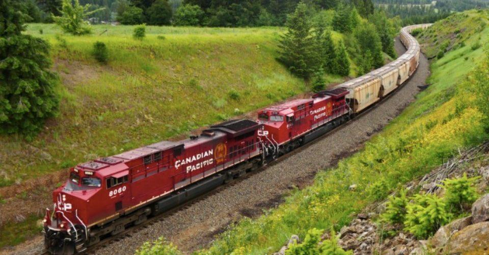 Canadian Pacific railway México