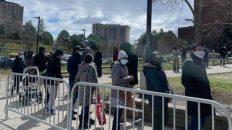 latinos casos COVID-19 Toronto