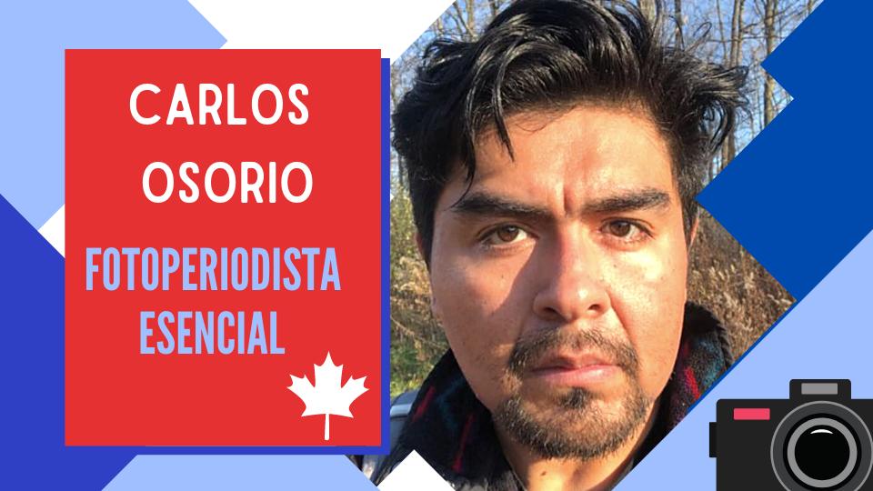 Salvadoreño fotoperiodistas en Canadá