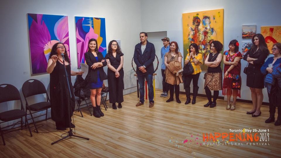 Artistas Happening Multicultural Festival