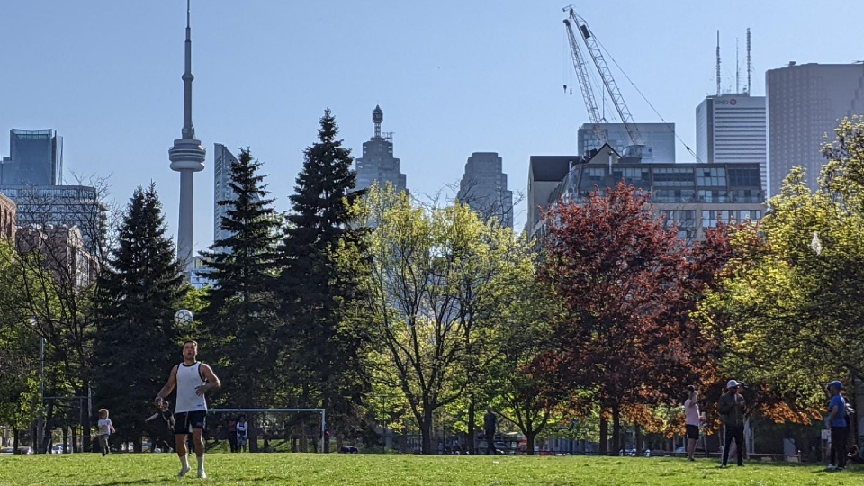 Fases reapertura económica Ontario