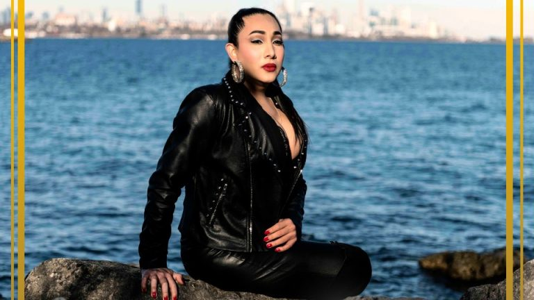 Viviana Santibáñez Miss Trans Global