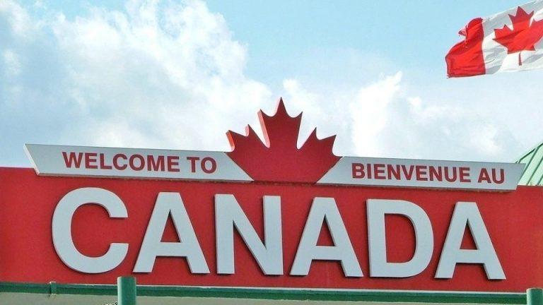 Turistas vacunados entrar Canadá