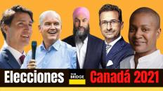 Canadá elecciones 20 de septiembre