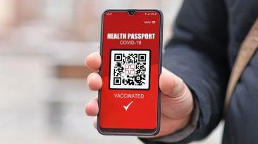 pasaporte vacunación en Ontario