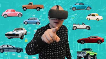 Autonomous Cars and Virtual Reality