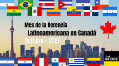 Canadá cultura latinoamericana octubre